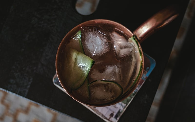 Moscow Mule Cocktail Guide