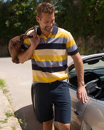 Sommertrends Polo